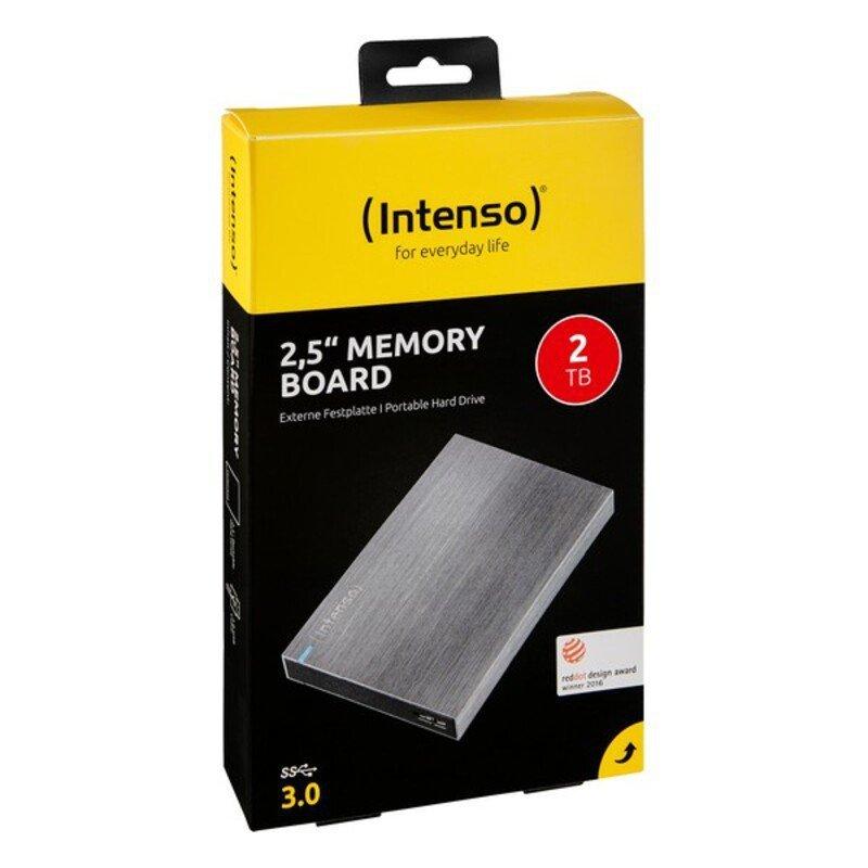 Zewnętrzny Dysk Twardy INTENSO 6028680 HDD 2 TB USB 3.0