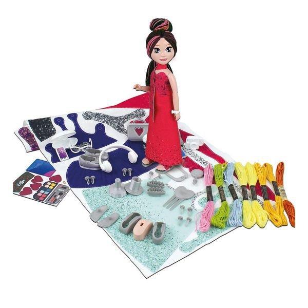 Lalka My Model Doll Design Glam-Chic Educa