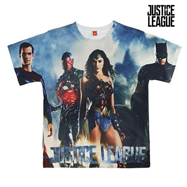 Koszulka z krótkim rękawem dla dzieci Justice League 72633