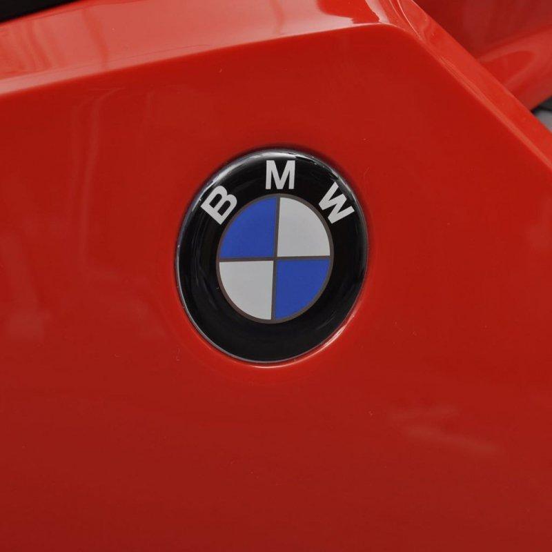 BMW 283 Elektryczny motor dla dzieci Czerwony 6 V