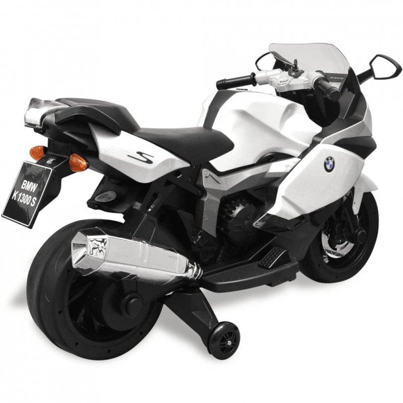 BMW 283 Elektryczny motor dla dzieci Biały 6 V