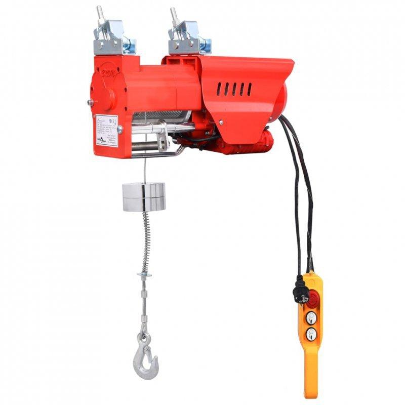 Wciągarka elektryczna o dużej prędkości, 300/600 kg, 1300 W
