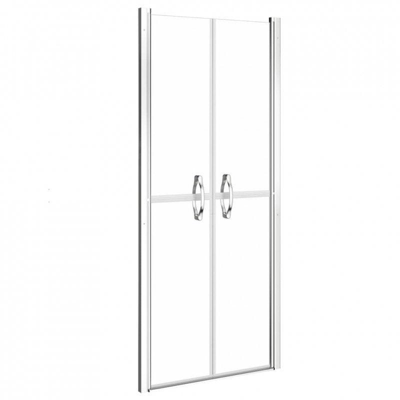 Drzwi prysznicowe, przezroczyste, ESG, 71x190 cm