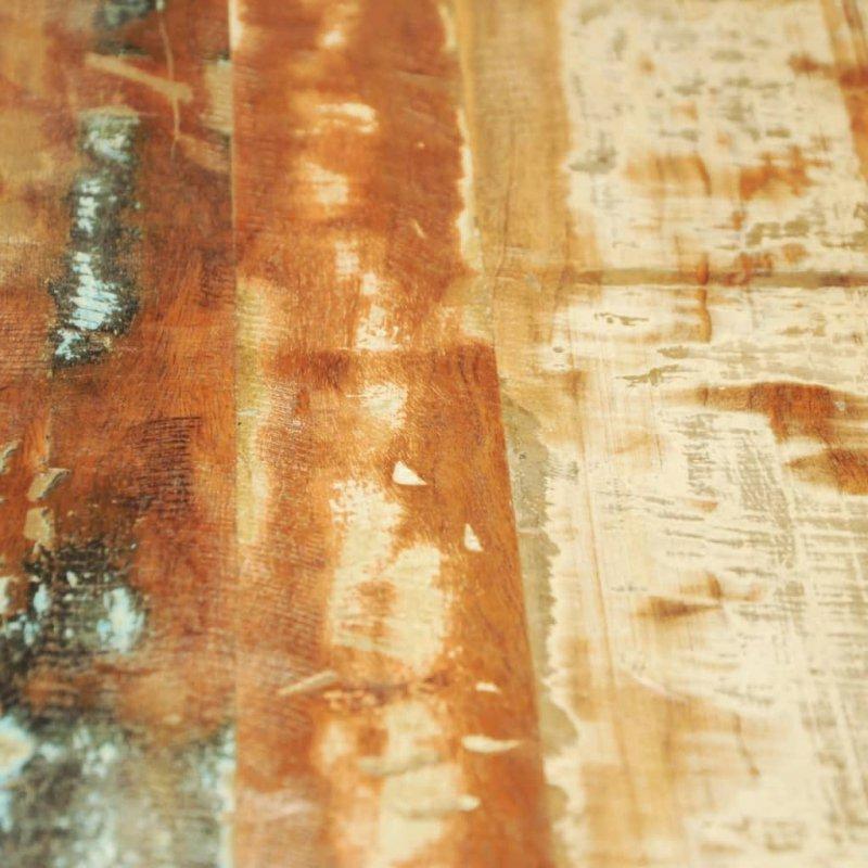 Stół vintage z drewna odzyskanego