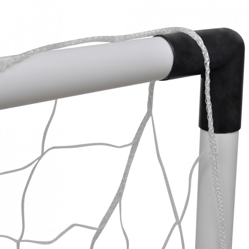 Bramki do mini piłki nożnej, 2 szt., 91,5 x 48 x 61 cm