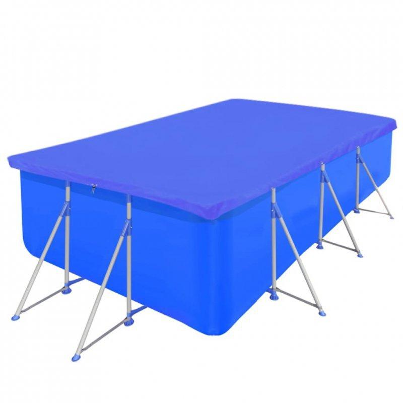 Plandeka na basen, 90 g/m², 400 x 207 cm