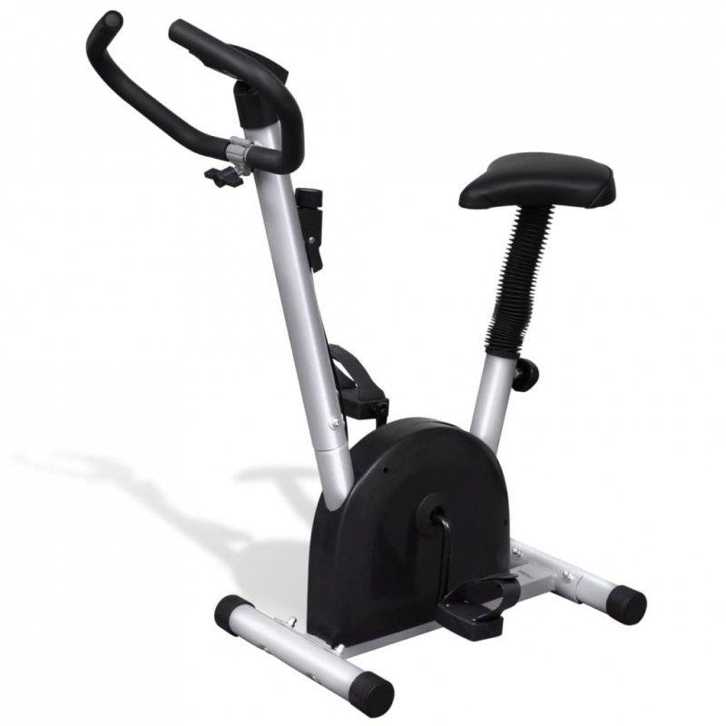Rowerek treningowy z regulowanym siodełkiem