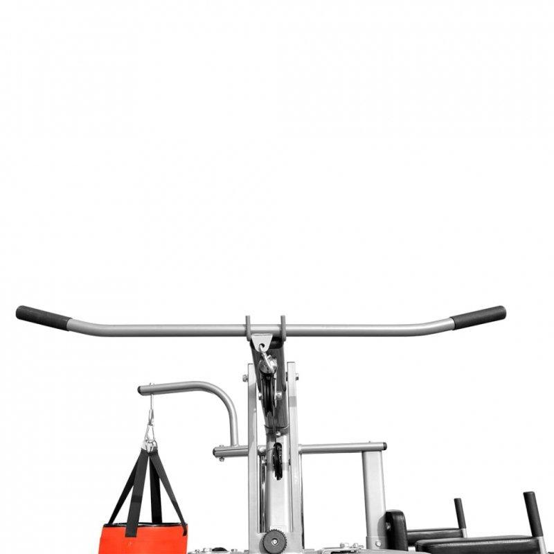 Wielozadaniowa domowa siłownia z workiem treningowym, 65 kg