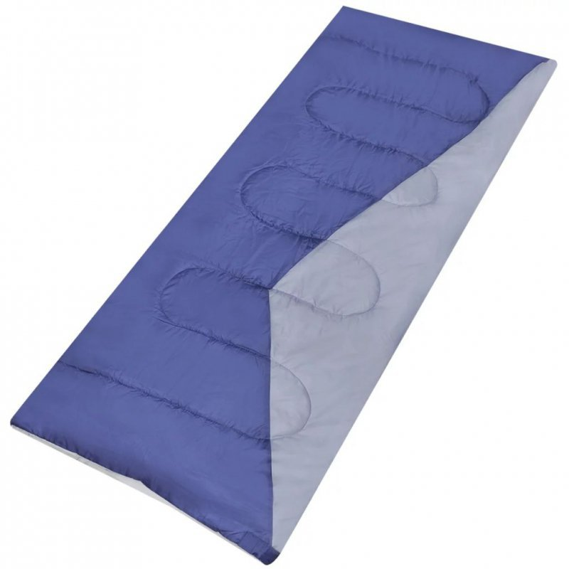 Zestaw 2 prostokątnych, lekkich śpiworów