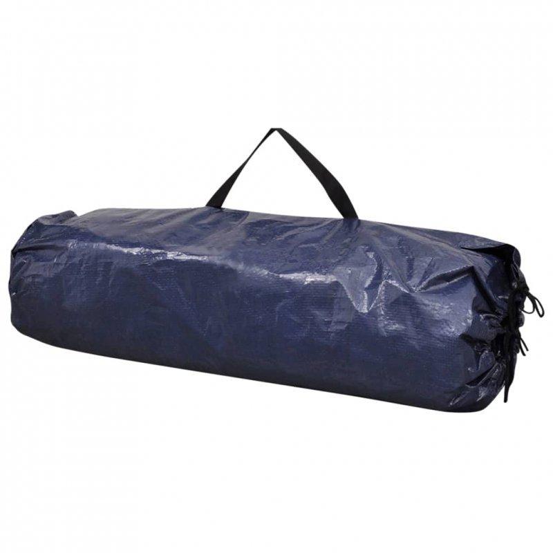 Namiot magazynowy na rowery 200x80x150 cm, niebieski