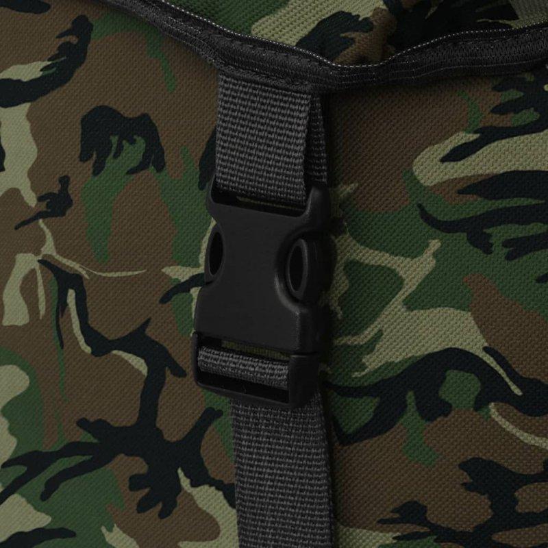 Plecak w wojskowym stylu, 65 L, moro