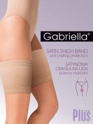 Opaska na uda Gabriella Satine Size Plus 510