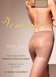 Rajstopy Veneziana Total Slim 30 den