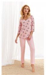 Piżama Taro Lidia 2446 3/4 S-XL Z'20