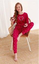Piżama Taro Oliwia 2454 dł/r 146-158 Z'20