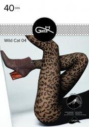 Rajstopy Gatta Wild Cat wz.04 40 den