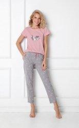 Piżama Aruelle Felicia Long kr/r XS-2XL