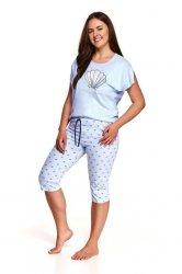 Piżama Taro Mona 2377 kr/r 2XL-3XL L'21