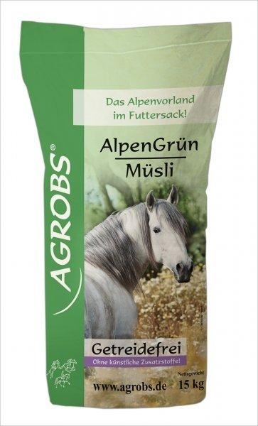 Alpen Grun Musli 15 kg AGROBS