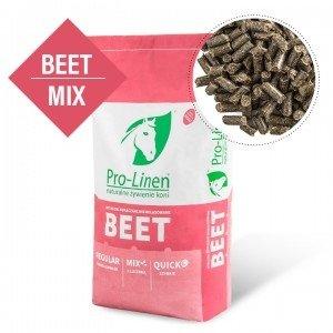 BEET MIX (wysłodki buraczane + lucerna) 20kg Pro-linen
