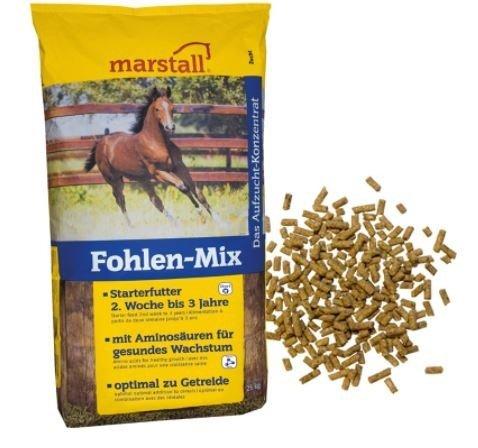 FOHLEN-MIX Granulat 25kg Marstall