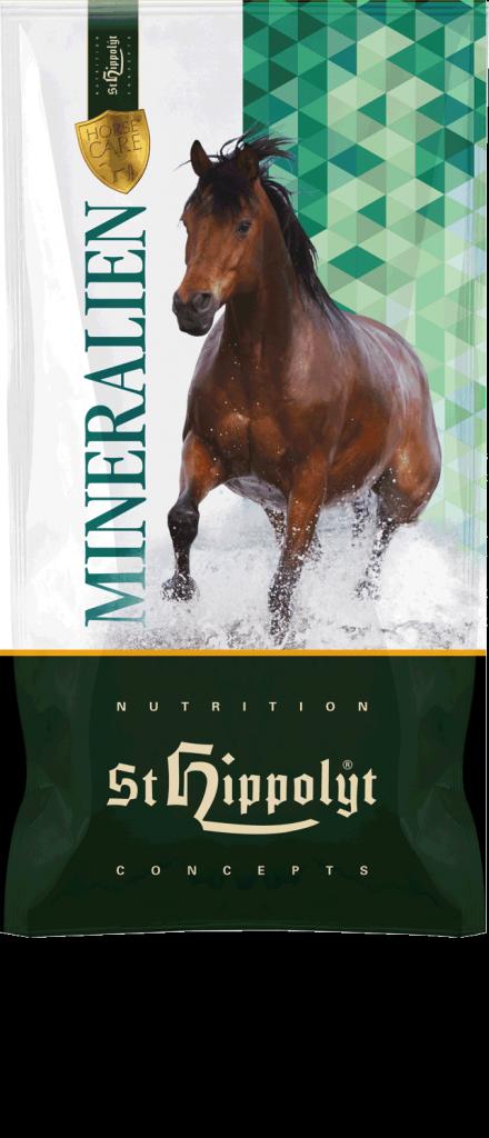 Semper Min 15 kg - witaminy w formie musli  St. Hippolyt