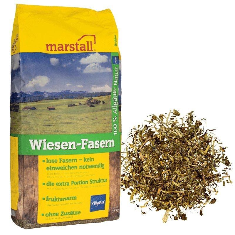 WIESEN-FASERN sieczka 15kg Marstall