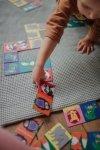 Gra Domino Dżungla 28 elementów