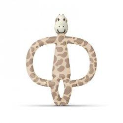 Monkey Animals Giraffe Gryzak Masujący ze szczoteczką