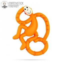 Mini Monkey Orange Gryzak Masujący