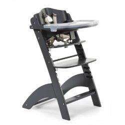 Krzesełko do karmienia Lambda 3 Anthracite, 6m+
