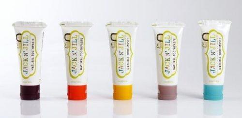 Naturalna Pasta do zębów, organiczna czarna porzeczka i Xylitol, 50g