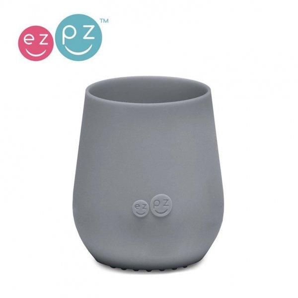 Silikonowy kubeczek Tiny Cup 60 ml szary