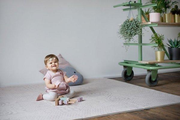 Mata do zabawy piankowa podłogowa Prettier Playmat Persian Sand Beige