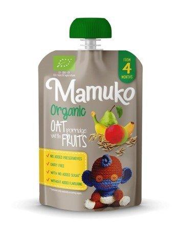Owsianka BIO banan mango gruszka