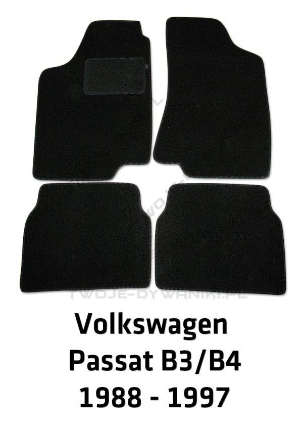 Dywaniki welurowe Volkswagen Passat