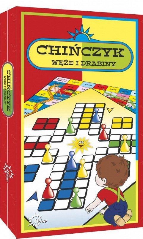 Gra Chińczyk-Węże i Drabiny