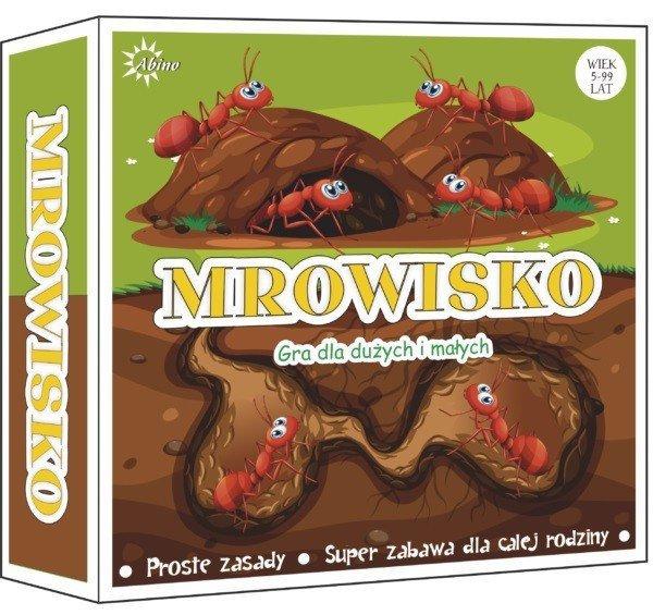 Gra Mrowisko