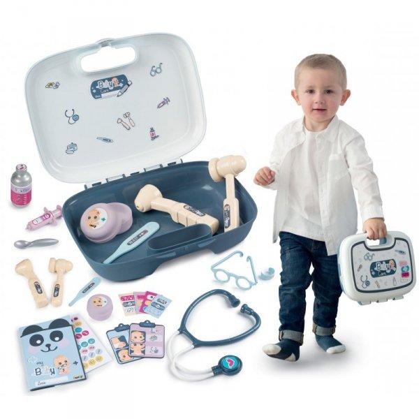 Smoby Baby Care Walizka Lekarza Zestaw