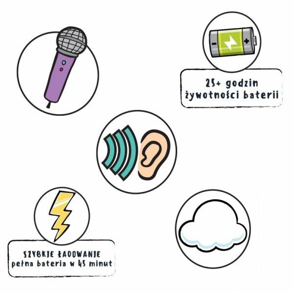 L.O.L. Surprise - Słuchawki douszne bezprzewodowe Wireless Earbuds