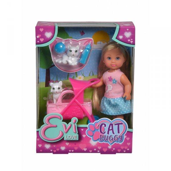 SIMBA Lalka Evi Opiekunka Kociaków