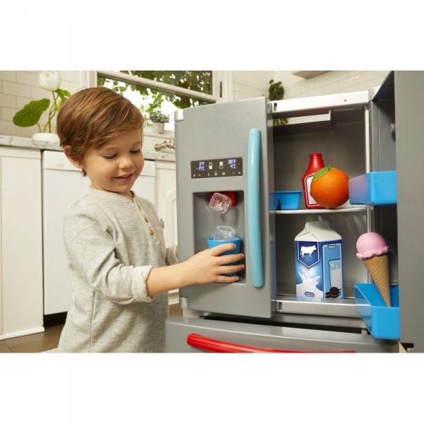Little Tikes Lodówka Dla Dzieci First Funkcje Dźwięki Akcesoria