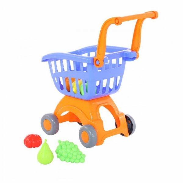 Wózek na zakupy z akcesoriami Wader QT