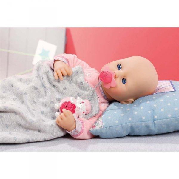 Baby Annabell Smoczek dla lalki 43 cm Z Kołysanką