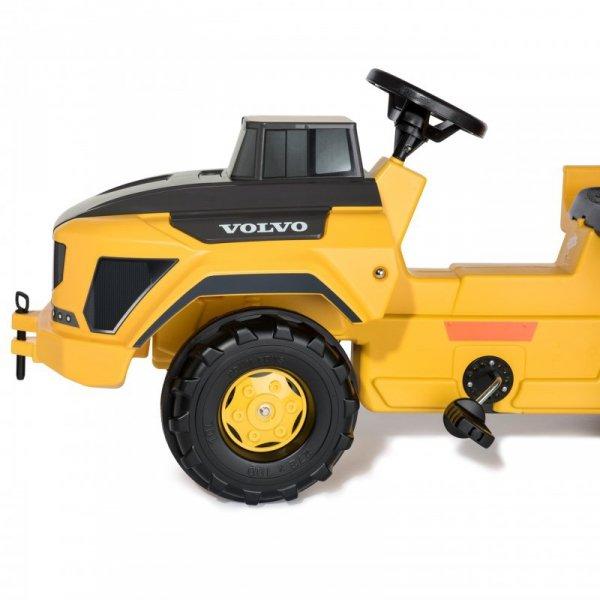 Rolly Toys Volvo Samochód na pedały 3-8 LAT do 50kg