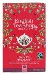 English Tea Shop, Herbata English Breakfast, 20 saszetek