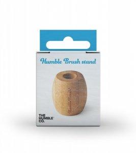 Humble brush, Ekologiczna bambusowa podstawka na szczoteczkę manualną z drzewa bambusowego