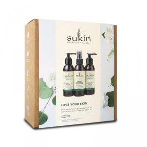 Sukin, Zestaw LOVE YOUR SKIN