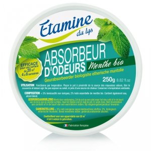 Etamine du Lys, Odświeżacz Powietrza i Neutralizator Zapachów Organiczna Mięta 250 g