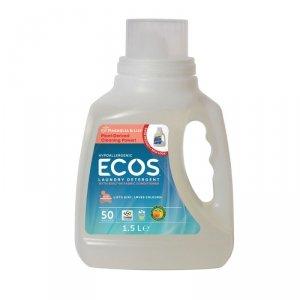 Earth Friendly Products Płyn do prania z zmiękczaczem ECOS Magnolia i Lilie, 1,5L